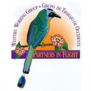 Partners In Flight-Western Working Group logo