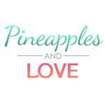 Pineapples and Love logo